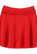 Carrément Beau Red Skirt