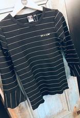 Indian Blue Jeans Shirt L/S Gold