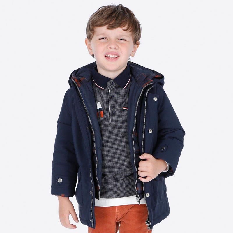 Mayoral Reversible coat