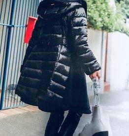 Liu Jo Ovatta Lungo Coat