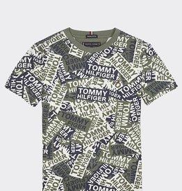 Tommy Hilfiger Camo Tee