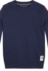 Tommy Hilfiger Cable Sleeve Sweater