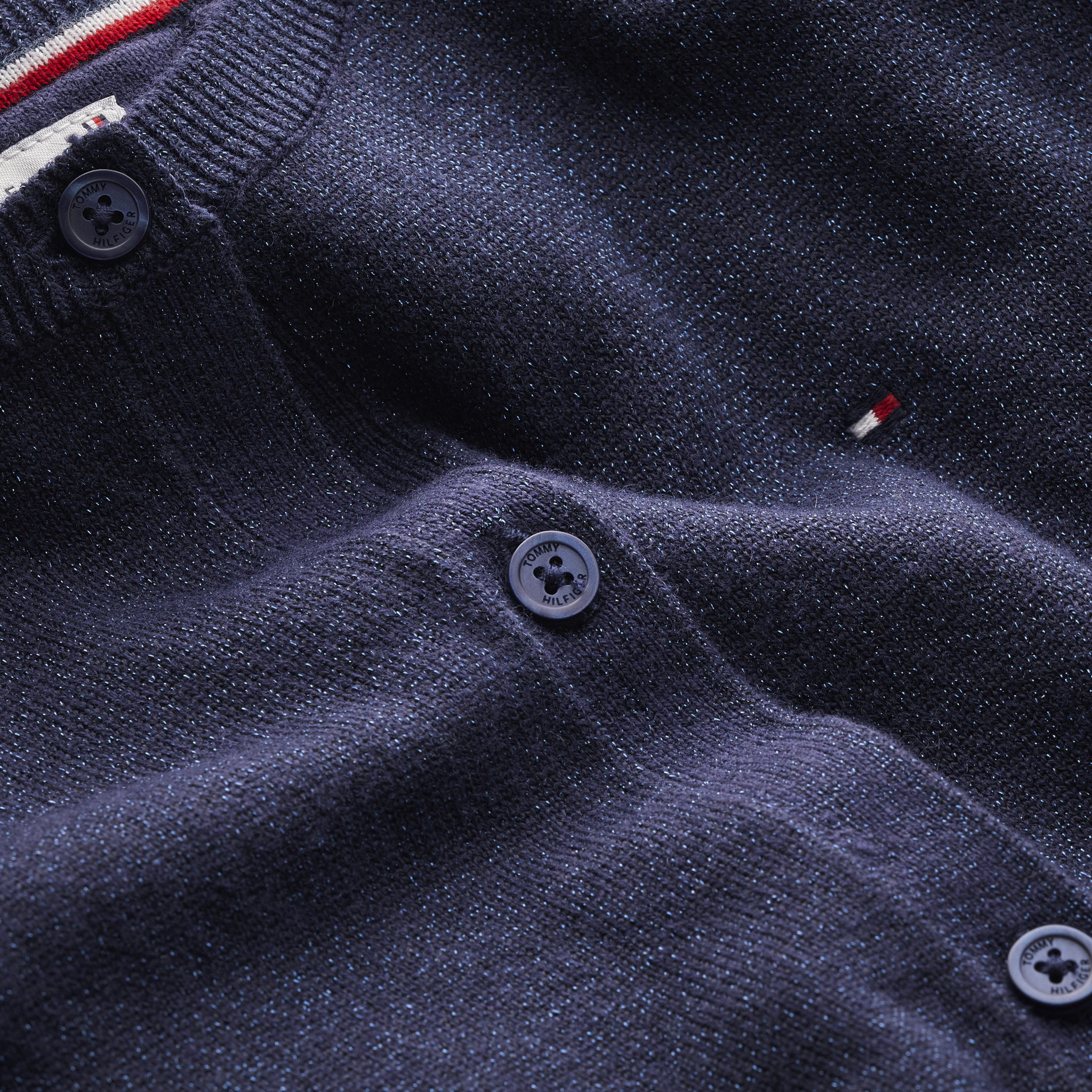 Tommy Hilfiger Knit Lurex