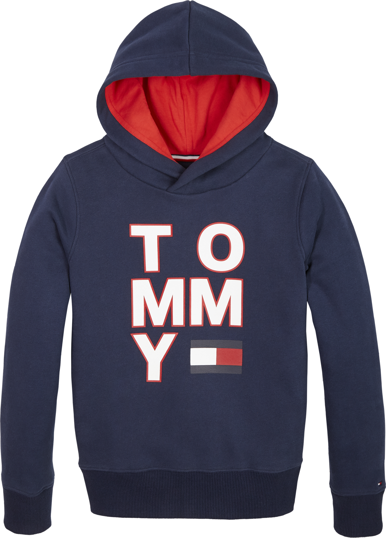 Tommy Hilfiger Multi Graphic Hoodie