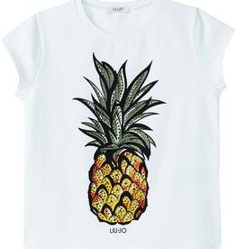 Liu Jo T-Shirt Pineapple