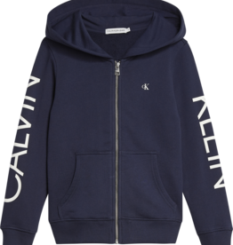 Calvin Klein Jeans Hero Logo Zip