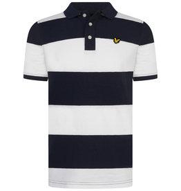 Lyle & Scott Classic Polo Stripes