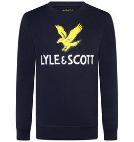Lyle & Scott Classic Crewneck Logo