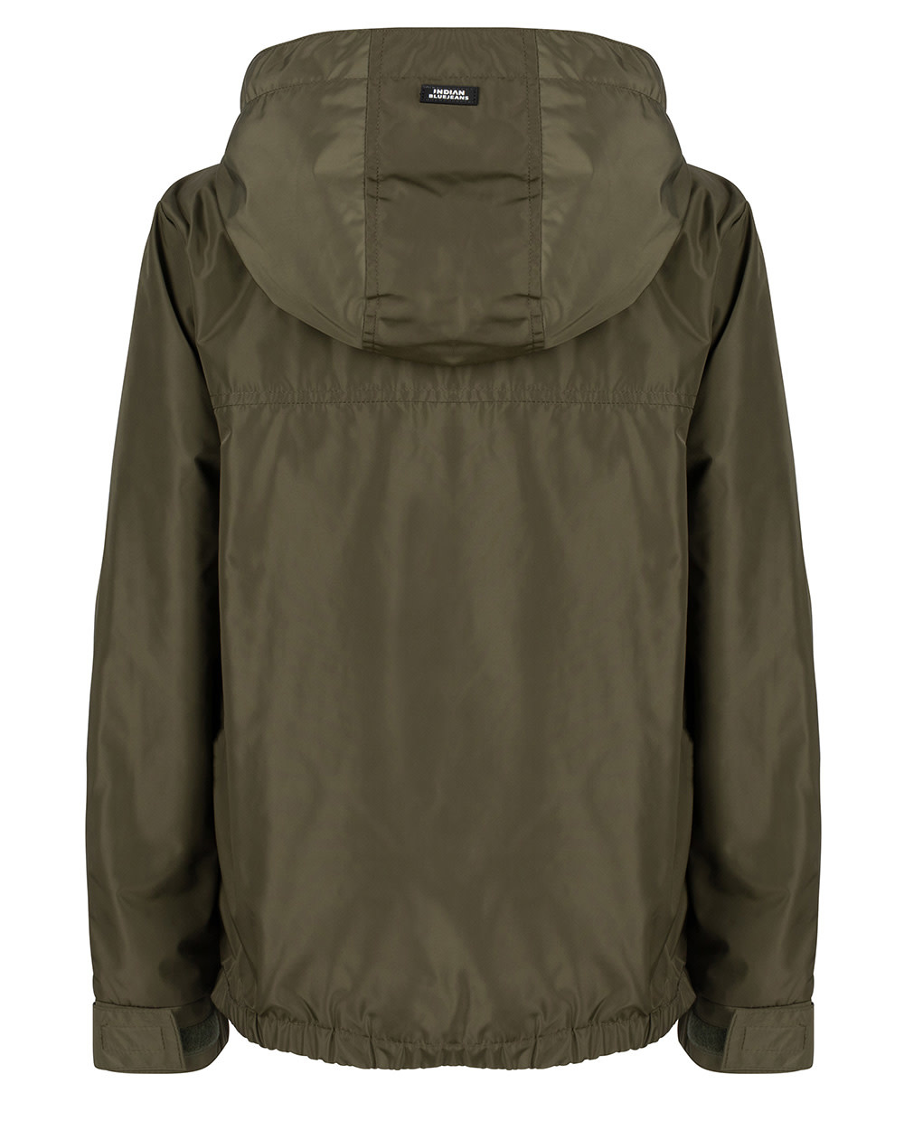 Indian Blue Jeans Anorak Jacket