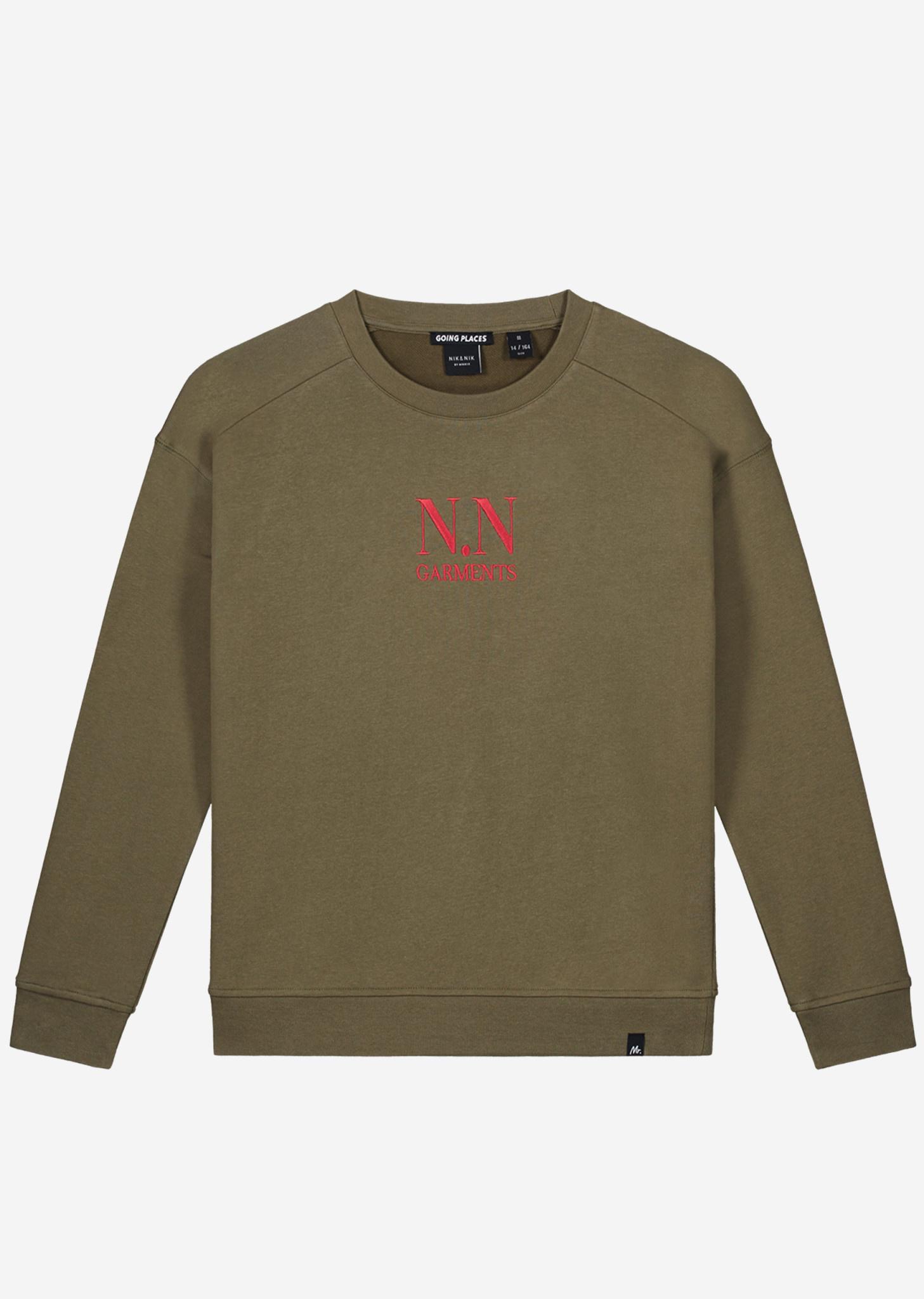 Nik & Nik Logan Sweater