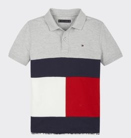 Tommy Hilfiger Polo Colour Flag