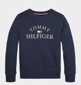 Tommy Hilfiger Sweatshirt Logo Bio Katoen