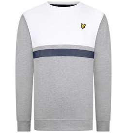Lyle & Scott Classic Sweater Colorblock