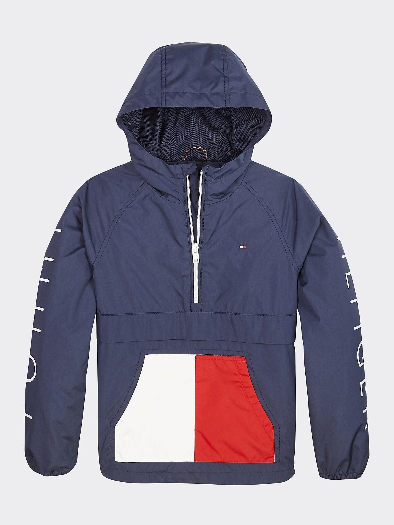 Tommy Hilfiger Pop Over Jacket