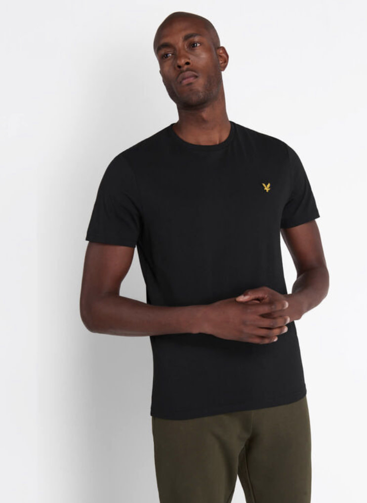 Lyle & Scott Plain T-Shirt
