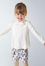 Mayoral Blouse Bow