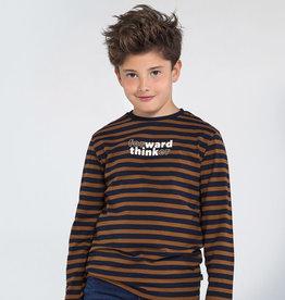 Mayoral Stripe Shirt L/S