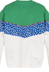 Tommy Hilfiger Floral Blocking Sweater