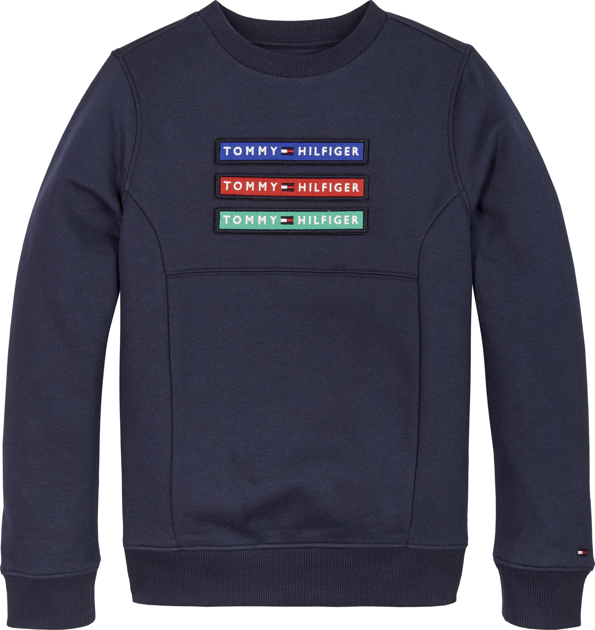 Tommy Hilfiger Badge Velcro Sweater