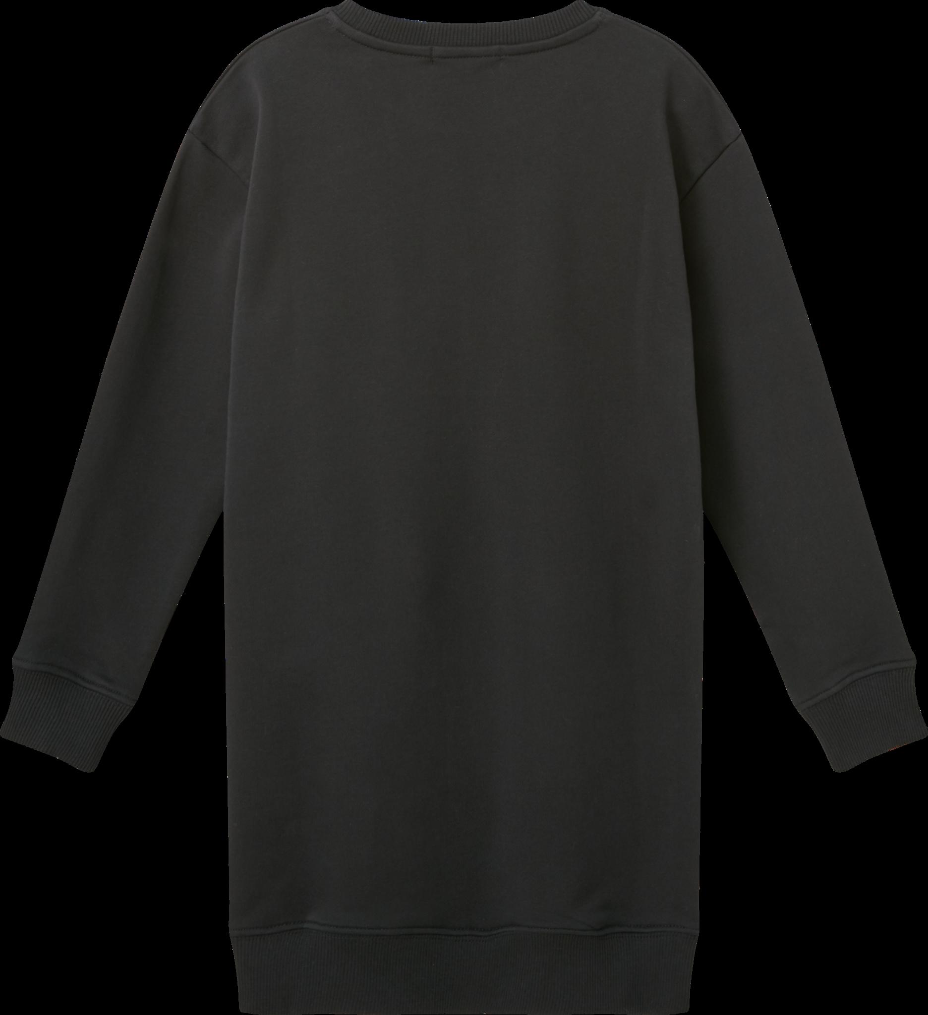 Calvin Klein Neon Sweatshirt Dress