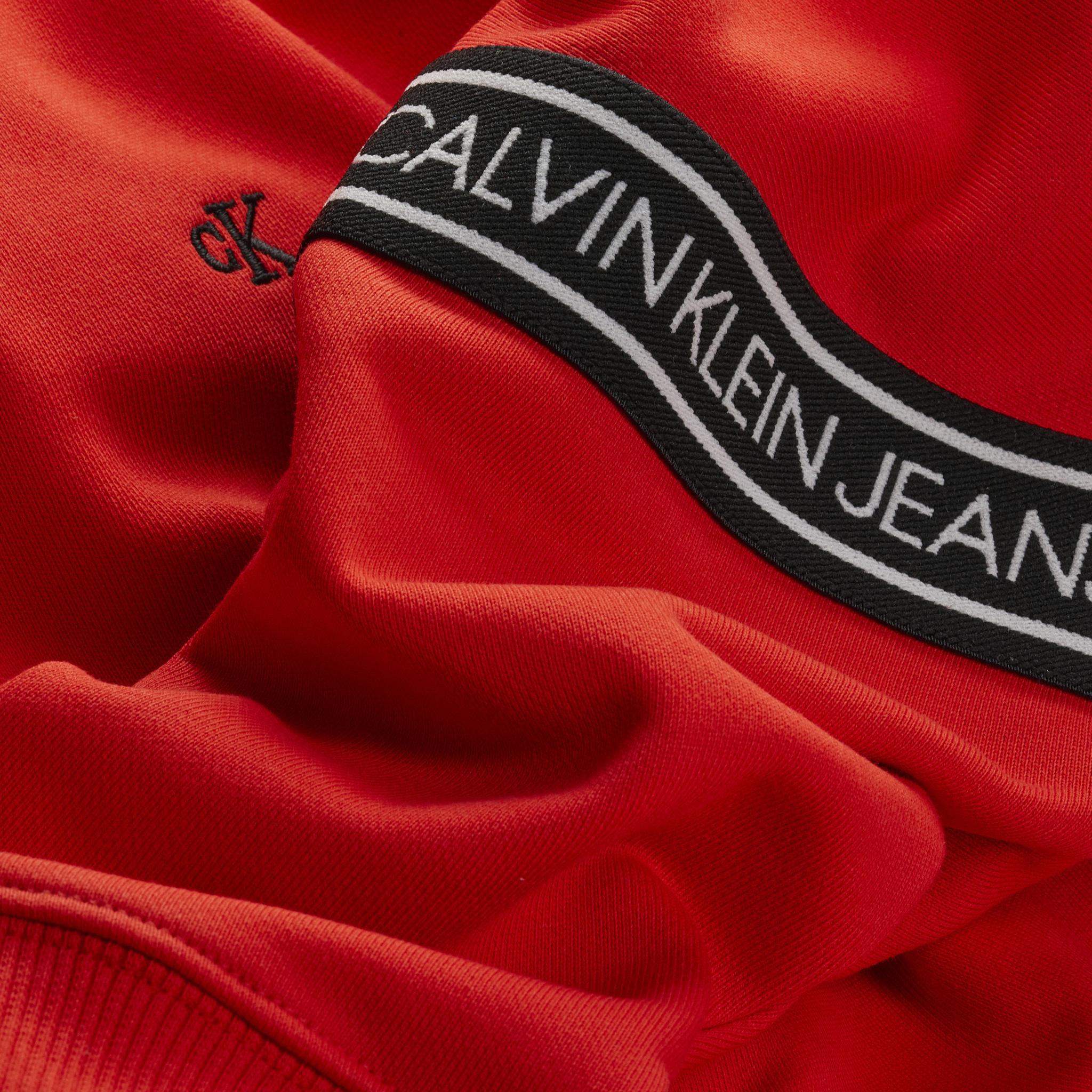 Calvin Klein Jeans Logo Tape Sweater