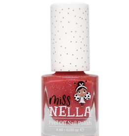 Miss Nella Marshmallow Overload Glitter Kids Nail Polish