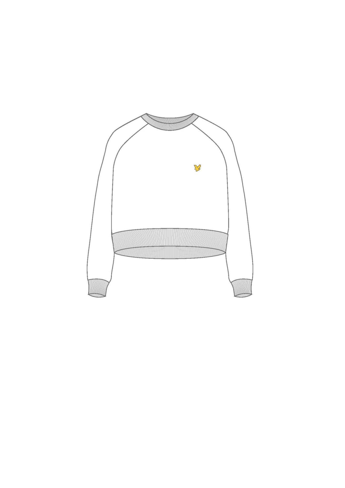 Lyle & Scott Cropped Sweater
