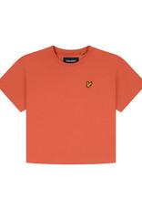 Lyle & Scott Cropped T-Shirt