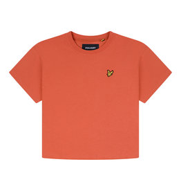 Lyle & Scott Cropped T-Shirt
