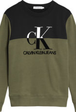 Calvin Klein Colour Block Sweatshirt