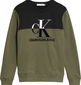 Calvin Klein Colour Block Sweatshirt
