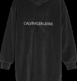 Calvin Klein Velour Dress