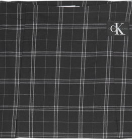Calvin Klein Check Mini Skirt