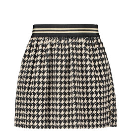 Like Flo PDP Rib Velvet Skirt