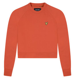 Lyle & Scott Cropped Sweater
