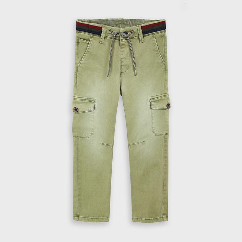 Mayoral Cargo Pants