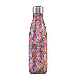 Chilly's 500ml Floral Wild Roses
