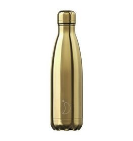 Chilly's 500ml Chrome Gold