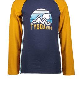 TYGO&vito Longsleeve Raglan Mountain