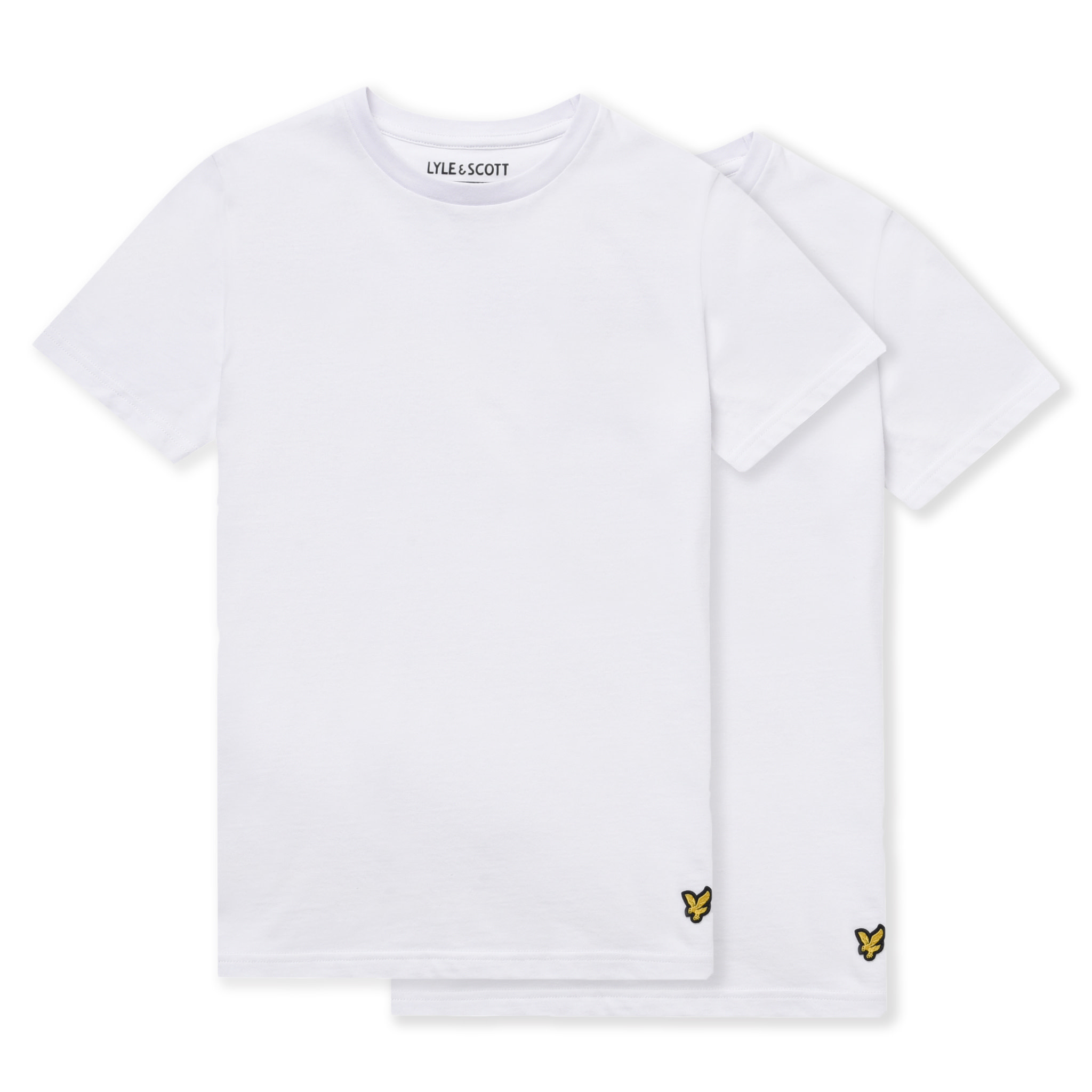 Lyle & Scott 2 Pack T-Shirt