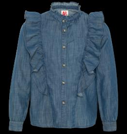Ao76 Ruby Denim Shirt