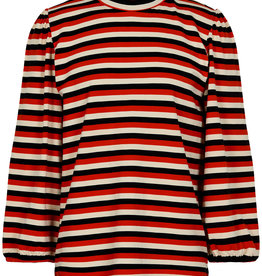 Cost - Bart Klinny Striped Top 3/4 sleeves