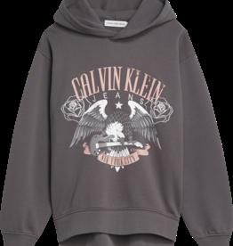 Calvin Klein Punk Graphic Oversized