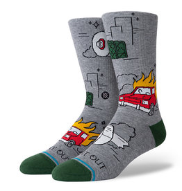 Stancesocks Burnt Out