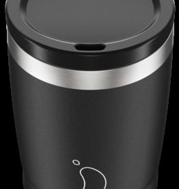 340ml Monochrome Black Coffee Cup
