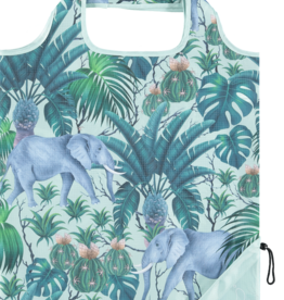 Chilly's Tropical Elephant Resuable Bag