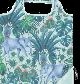 Tropical Elephant Resuable Bag