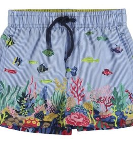 Mayoral Printed Swimshorts