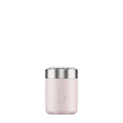 Chilly's 300ml Blush Pink Food Pot