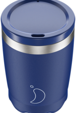Chilly's 340ml Matte Blue Coffee Cup